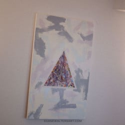 Shane Walters Art Triangle Painting 13 0633