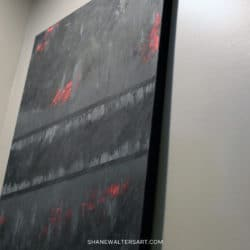Shane Walters Art Matte Painting 3604