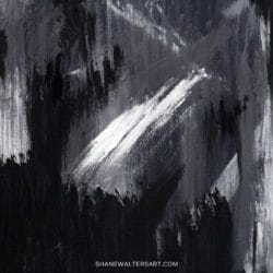 Shane Walters Art Oil Painting 3528