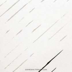 Minimalist White Painting Shane Walters 4671