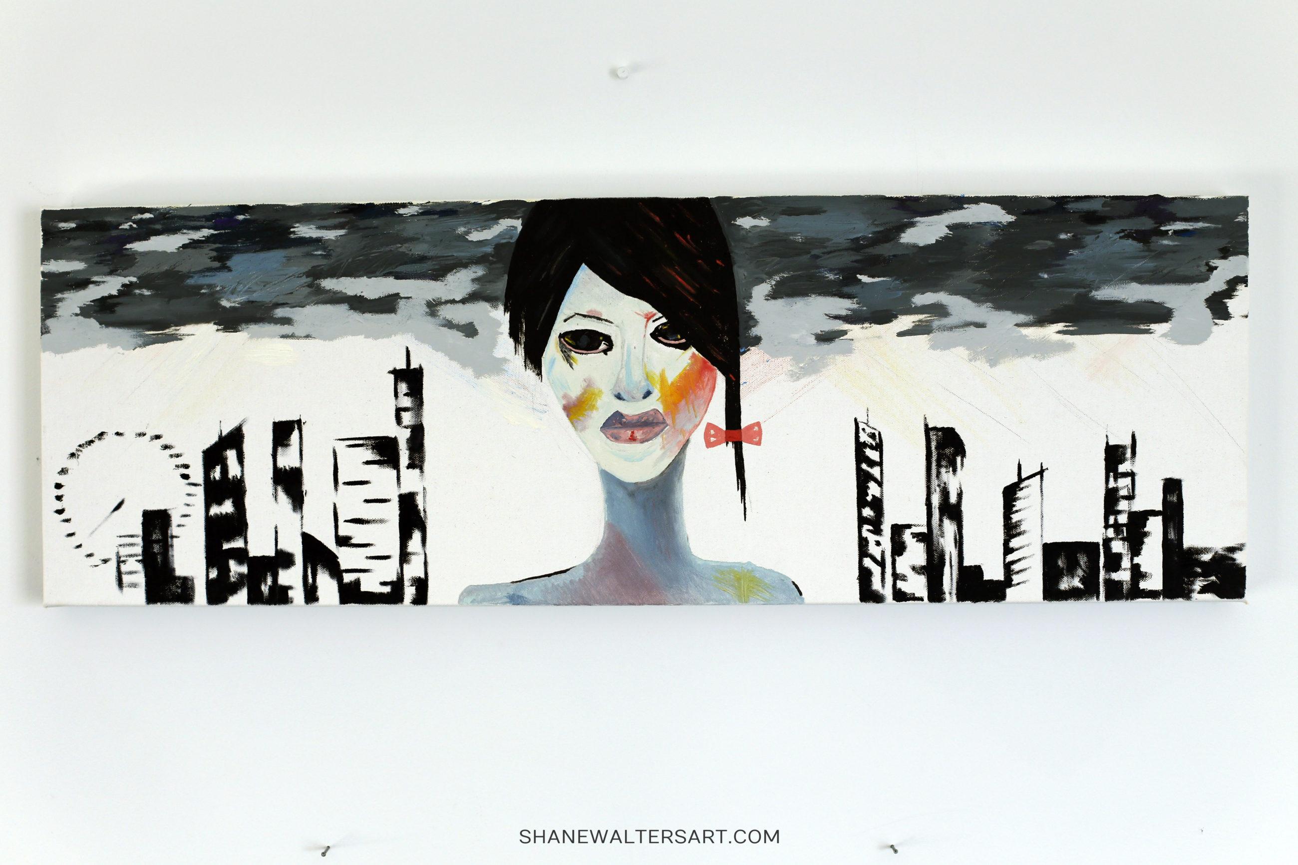 Shane Walters Futuristic Art 4187