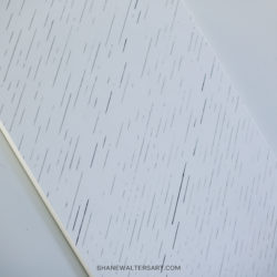 White Minimal Painting Shane Walters 4293