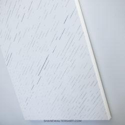 White Minimalist Painting Shane Walters 4284
